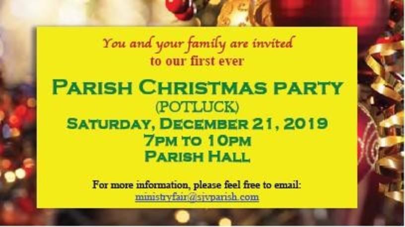 Chrismas Party