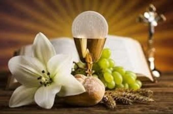 Eucharist 530x380
