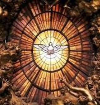 Holy Spirit Reduced Half