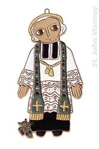 St. John Vianney Kid