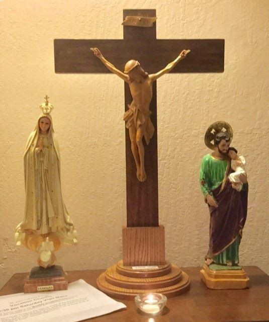 Vocation Cross - SJV Rancho Cordova