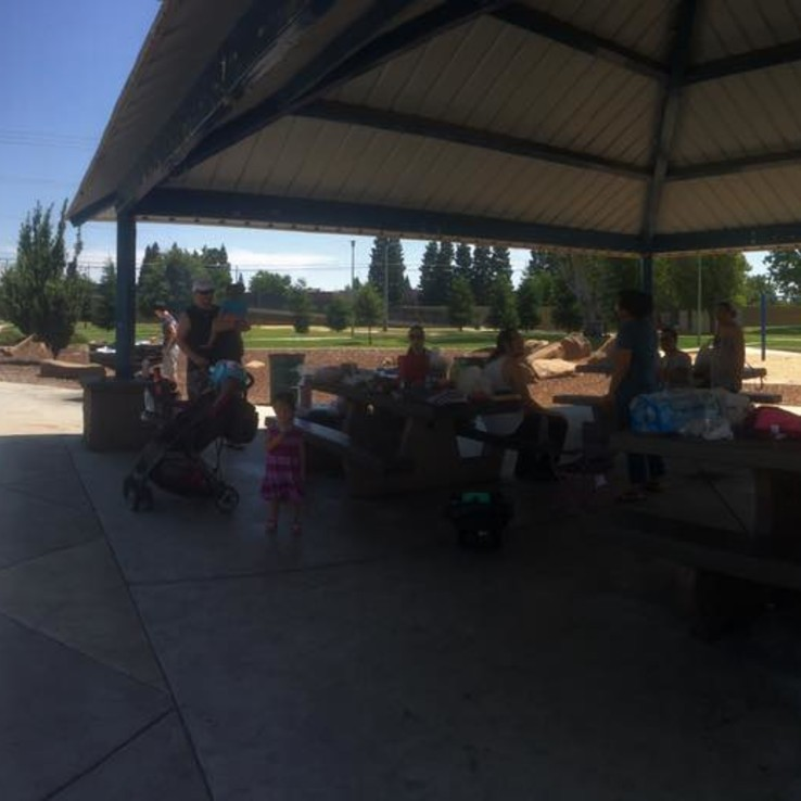 Young Adults Family BBQ 1